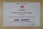 Сертификат 4 SUCCESS